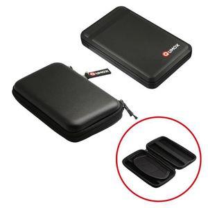 HOUSSE DISQUE DUR EXT. QUMOX USB 3.0 Boîtier disque dur externe 2.5 35e70fac4c3a