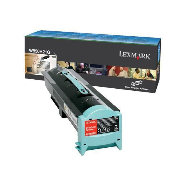 LEXMARK Cartouche toner W850H21G - Compatible W850 - Noir - Standard 35.000 pages