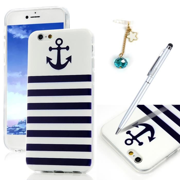 coque iphone 6 anti poussiere