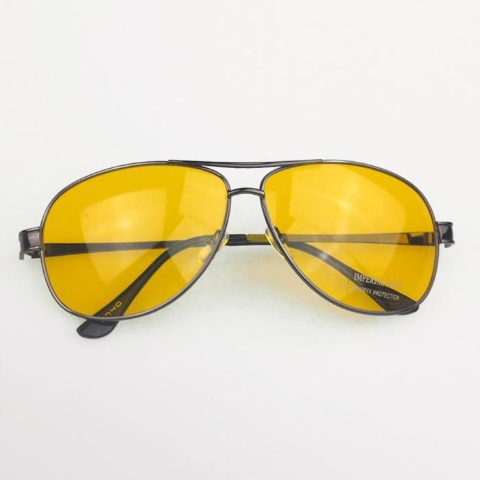 lunettes de soleil conduite nuit achat vente pas cher soldes d s le 10 janvier cdiscount. Black Bedroom Furniture Sets. Home Design Ideas