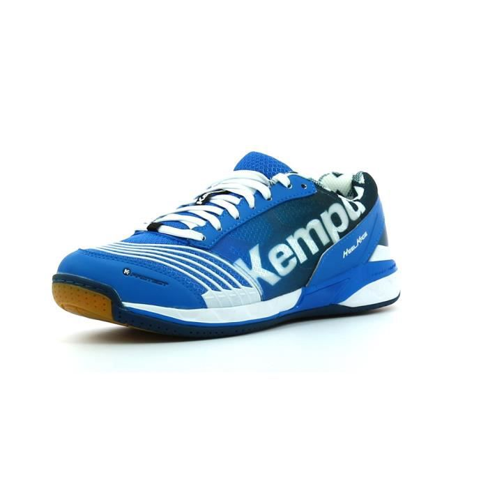 2ffed1e2592 Chaussures Indoor Kempa Attack Two Bleu - Achat   Vente chaussures ...