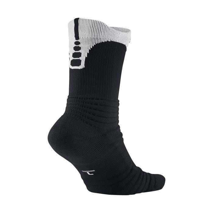 new product a62b2 c54ad Nike Chaussettes De Basketball Nike Nike Elite Versatility Crew noir,  vêtements homme