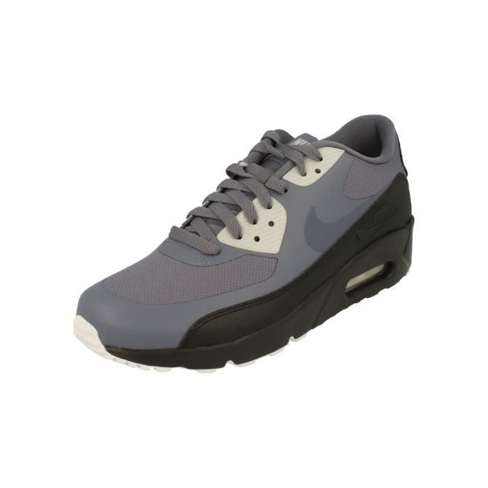 premium selection 29c05 f0fc1 Nike Air Max 90 Ultra 2.0 Essential Hommes Running Trainers 875695 Sneakers  Chaussures 12