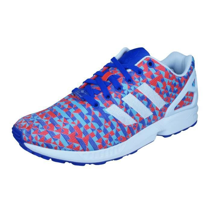 classic style best shoes great quality Adidas zx flux weave homme, baskets 3EVQ6O Taille-35 1-2
