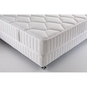 matelas ressorts 160 x 200 cm achat vente matelas ressorts 160 x 200 cm pas cher soldes. Black Bedroom Furniture Sets. Home Design Ideas