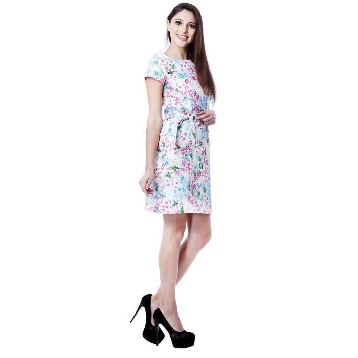 Womens Cotton Dress ZQIX0 Taille-40