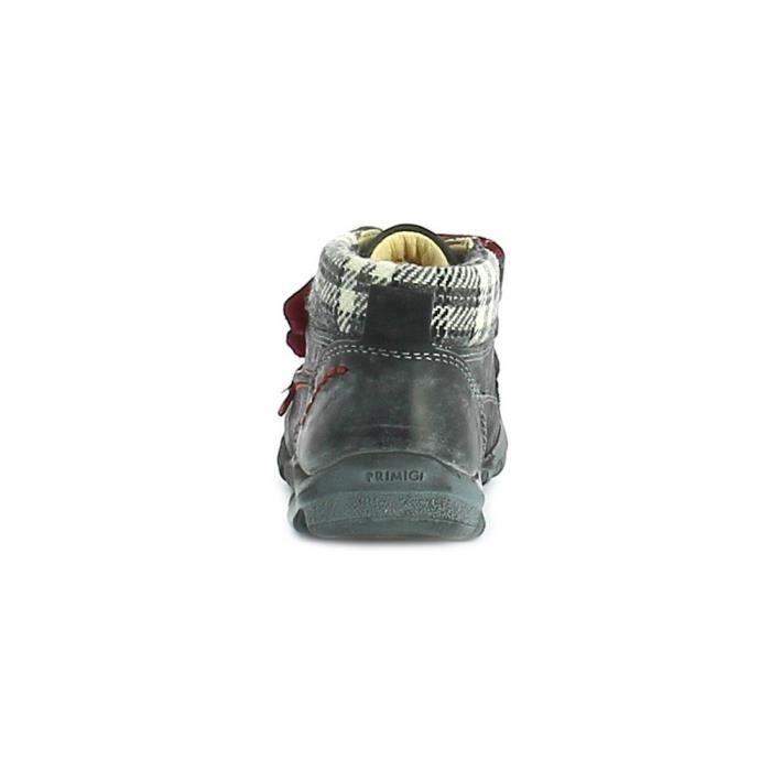 Primigi - Primigi Bottes Garcon Noir Velcro