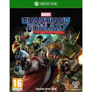 Marvel's Guardians Of The Galaxy : The Telltale Series Jeu Xbox One