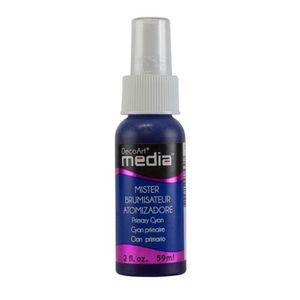 AMERICANA Flacon spray de peinture acrylique Cyan primaire Mister 59 ml