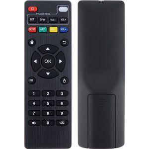 TÉLÉCOMMANDE TV Télécommande universelle de remplacement IR pour A