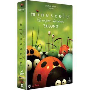 DVD DESSIN ANIMÉ DVD Coffret minuscule saison 2