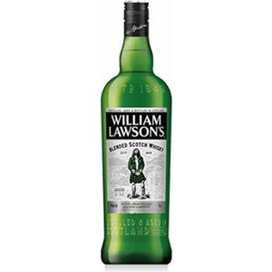 WHISKY BOURBON SCOTCH William Lawson's - Whisky - 70cl - 40°