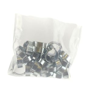 Automotive Tools & Supplies Sporting Colliers Oreille Double 7mm-9mm 25pcs Other Hand Tools