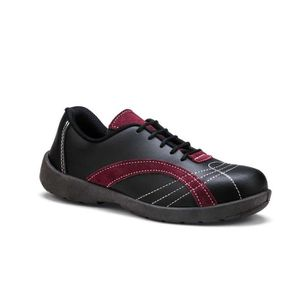 7603fdda9be289 CHAUSSURES DE SECURITÉ Chaussure femme indoor Basse S.24 FOOTY S1P taille