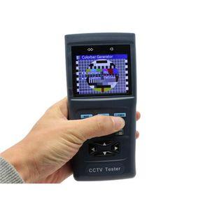 ÉCRAN VIDÉOSURVEILLANCE SeeSii moniteur vidéo CCTV Surveillance Audio PTZ