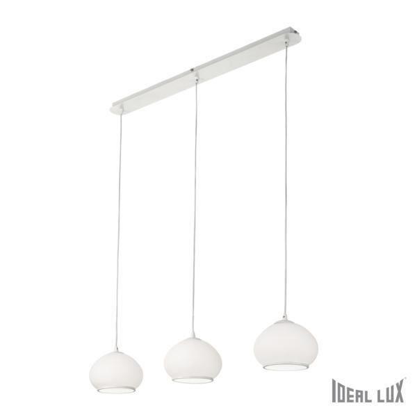 Suspension 3 Lampes Design Mama Ideal Lux Achat Vente Suspension