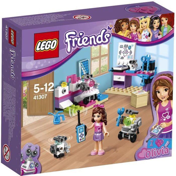 Friends 41307 D'olivia Labo Achat Créatif Le Lego® Vente uXiOkPZTw
