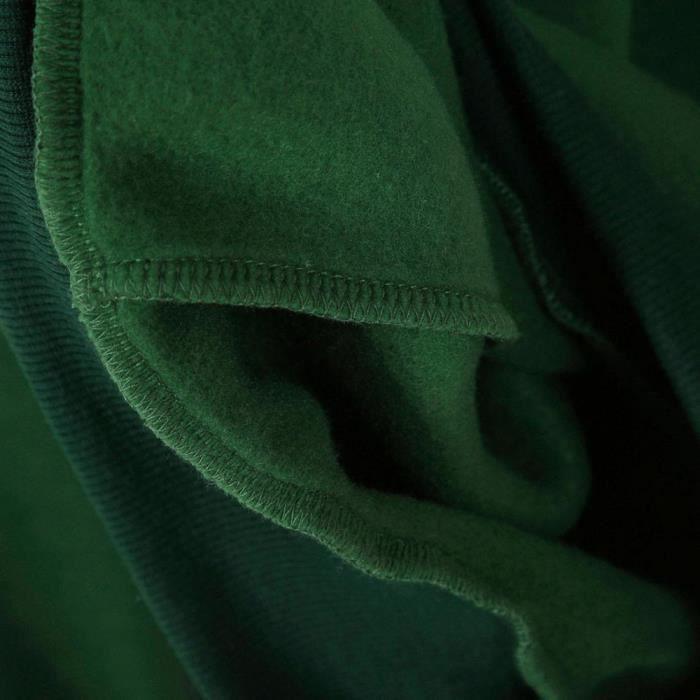 Vert Capuche Sweat Longues Manches À Chemisier Tirer Pull Femmes D'impression Hauts Avec qX7PAA