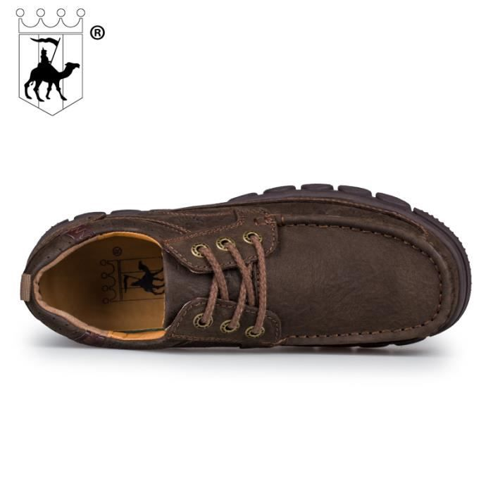 XBootsMalone Chaussures Derby cuir Homme