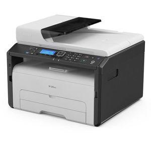 Ricoh Imprimante multifonction 3 en 1 SP 220SNw - Laser - USB / Ethernet / Wifi - Monochrome - A4 / A5