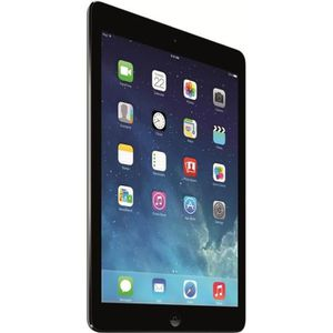 TABLETTE TACTILE APPLE IPAD AIR 16GO WIFI SPACE GRIS
