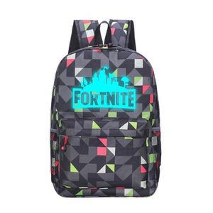 CARTABLE Sac lumineux Fortnite Game Fortress Night pour sac
