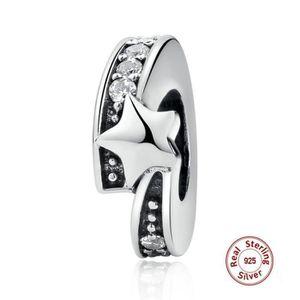 Charm's Charmes Spacer Étoile - Argent 925 Diamants Étoile