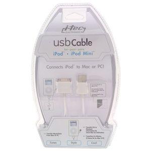 COQUE MP3-MP4 I-Tec - T1130 - Etui cristal pour Ipod Nano