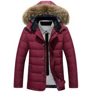 35a312557b3 doudoune-rouge-homme-hiver-uni-a-capuche-col-en-fa.jpg