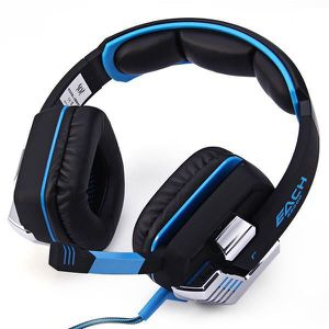 CASQUE  - MICROPHONE CHAQUE G8200 Gaming Casque 7.1 Surround USB Headse
