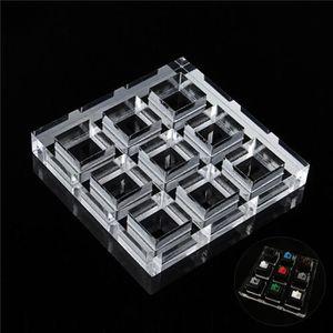 MACHINE MISE SOUS VIDE Soudeuse  3x3 Transparent Mécanique Clavier Switch