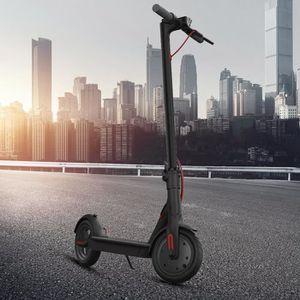 ROUE ÉLECTRIQUE Xiaomi M365 Scooter électrique pliable noir versio