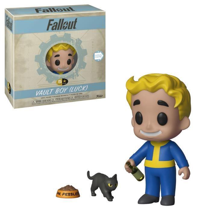 Figurine 5 Star Fallout S2 - Vault Boy (Luck)