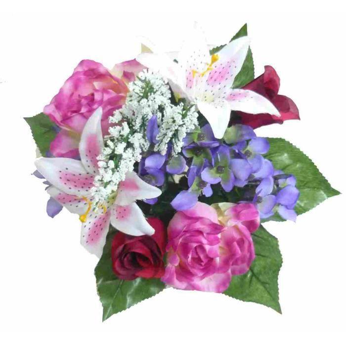 Fleur artificielle cimetiere achat vente fleur for Vente fleurs artificielles