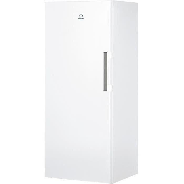 CONGÉLATEUR PORTE INDESIT UI41W.1 - Congélateur armoire - 185 L -  F
