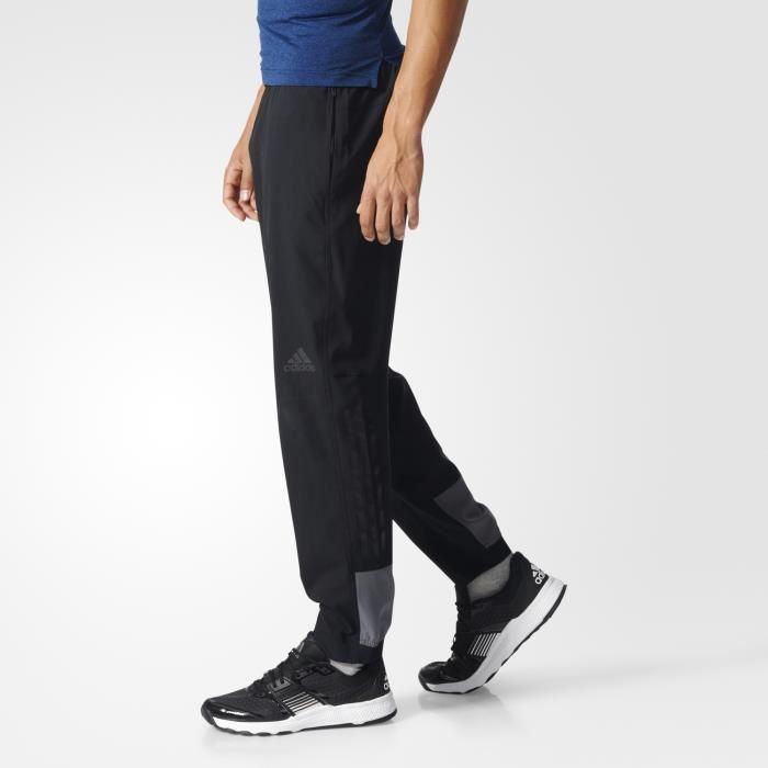 20bd531a409 ADIDAS PERFORMANCE Pantalon de ski Workout - Homme - Noir - Prix pas ...