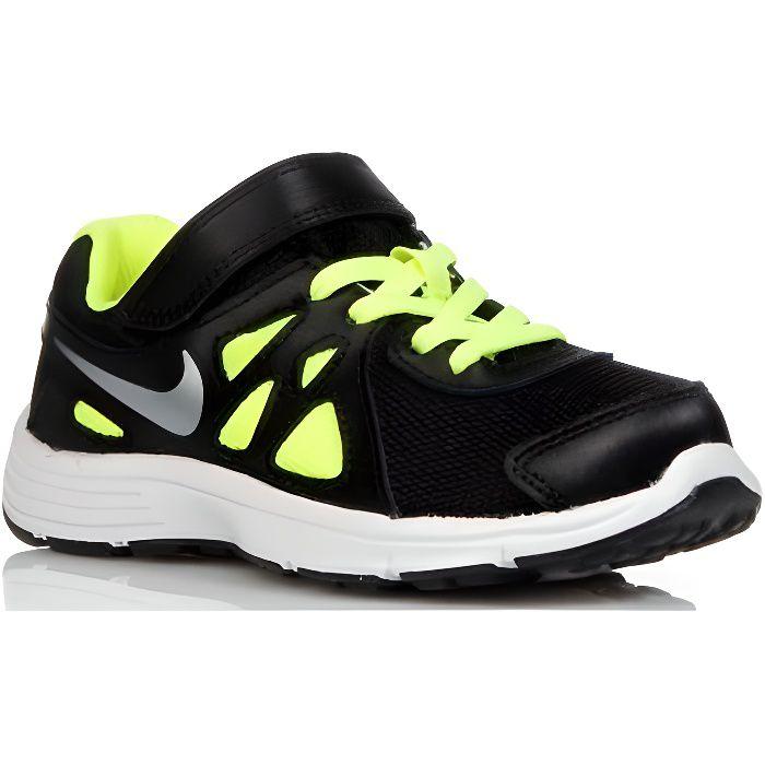 Cuir 555084 Homme Velcro Toile Nike Noir Revolution Pour Tdv De 2 Chaussures Sport 53qAjc4RL