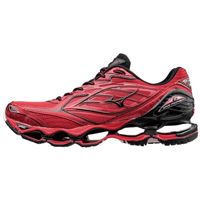 44abc6a8fff90 Chaussures homme Running Mizuno Wave Prophecy 6 - Prix pas cher ...