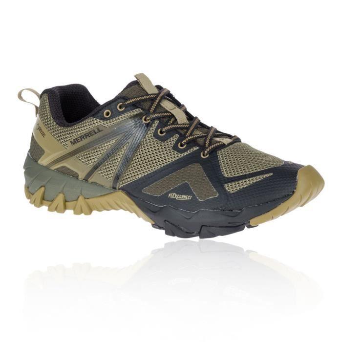 Flex Mqm - Chaussures Pour Les Hommes / Gris Merrell v2ZcLih0t
