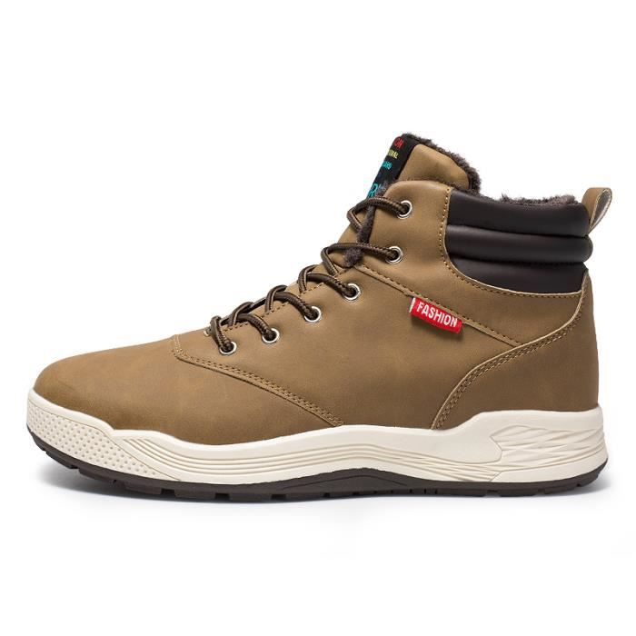 dd3448fb397 Bottes Homme D hiver Chaussures Pour Hommes Ainsi Que Des Bottes De ...