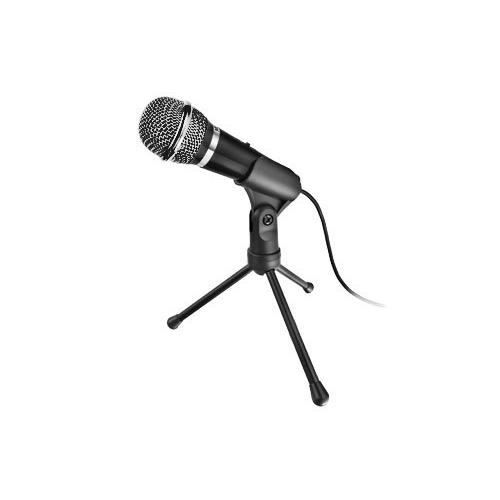 Trust Starzz, Avec Fil, Pc Or Notebook With 3.5 Mm Microphone Connection., 250 G, 164 130 X 50 350