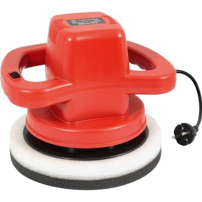 orok lustreuse polisseuse 2 bonnets 230v achat vente lustreuse polisheuse turbocar. Black Bedroom Furniture Sets. Home Design Ideas