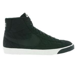 MID WMNS SE Noir NIKE Blazer Femmes Baskets 857664 Premium 001 axwSSUg