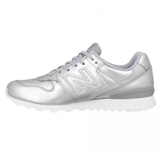 new balance femme argent