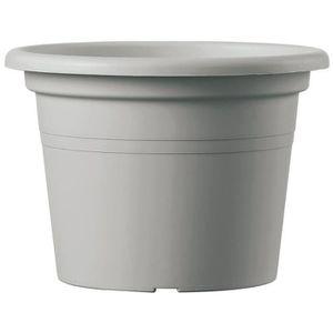 JARDINIÈRE - POT FLEUR  DEROMA Pot Farnesse - 41 L - Ø 50 x h 34,9 cm - Gr