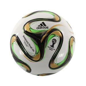 new products c09d5 af285 Ballon Brazuca Final Top Glider