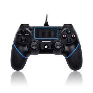 JEU XBOX 360 Manette filaire PS4, console de jeux