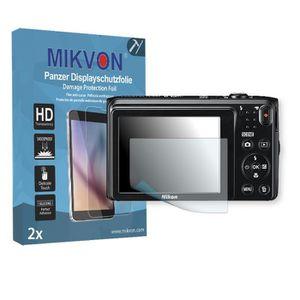 FILM PROTECTION PHOTO 2x Mikvon Film blindé film de protection d'écran p