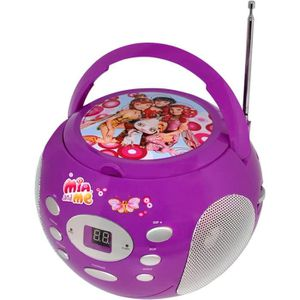 RADIO CD ENFANT MIA AND ME Boombox Radio CD