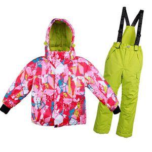 6eeed60379 COMBINAISON DE SKI Combinaison de ski Enfant Unisexe de Marque luxe P